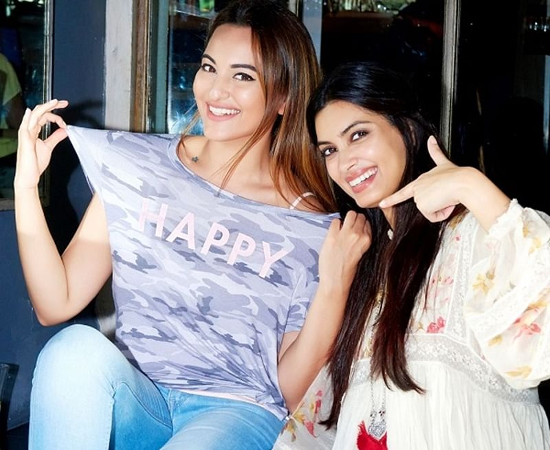 Sonakshi Sinha and Diana Penty reveal whom they would like to runaway with