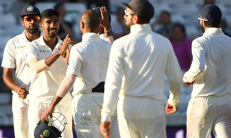 India vs England 3rd Test at Nottingham: India win by 203 runs, keep series alive at 2-1
