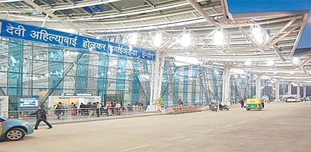 Indore: Airport likely to get 20 acre for Rs 26 crore sans lease rent, says Sumitra Mahajan