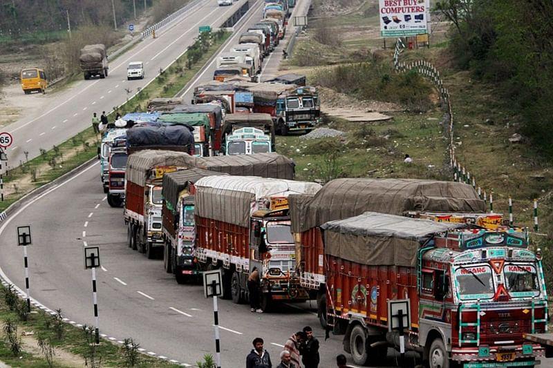 Jammu-Srinagar national highway closed after rains trigger landslide