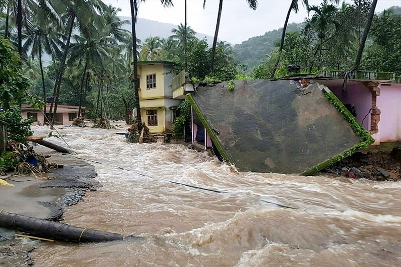 Kerala reels under floods as dams release water