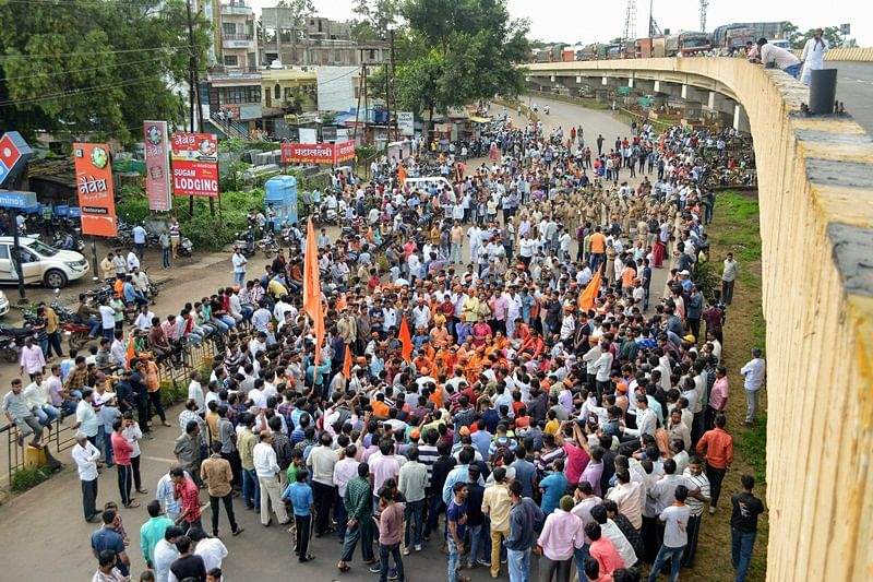 Maratha Quota Stir: No agitation on street; will stage hunger strike on August 15, says Morcha leader