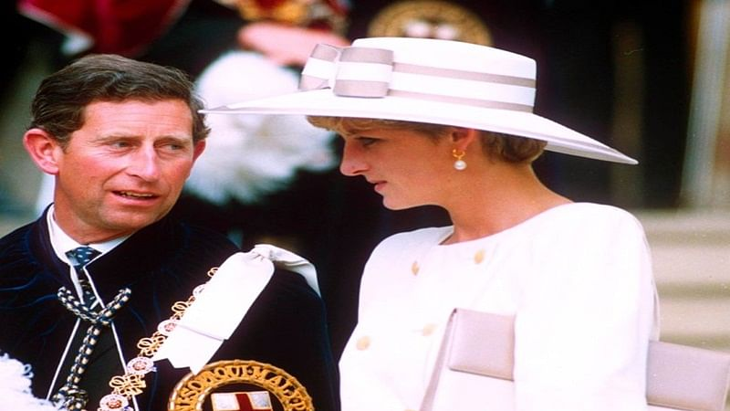 Revealed: Why British Prince Charles was jealous of his former wife Princess Diana