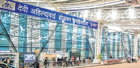 Indore: Solar energy to illumine airport from Independence Day
