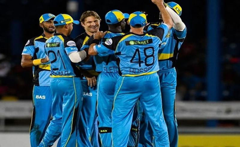 Barbados Tridents vs St Lucia Stars CPL 2018 LIVE streaming: When and where to watch in India