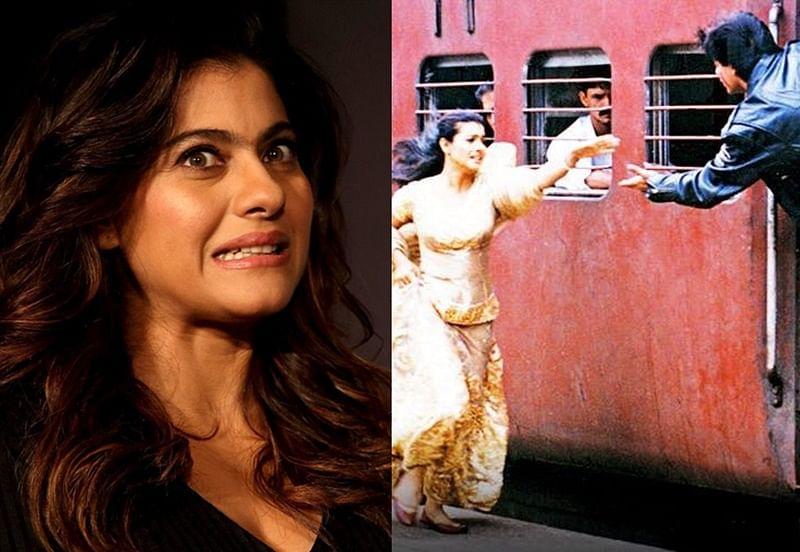 Run Simran Run! Kajol reveals the mess behind making of epic 'DDLJ' train scene