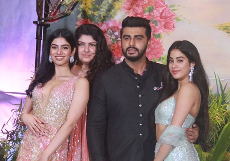 Arjun Kapoor posts picture of 'real showstopper' and it's not Janhvi Kapoor; find out