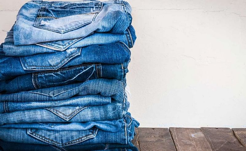 Giving 'life' to old jeans?