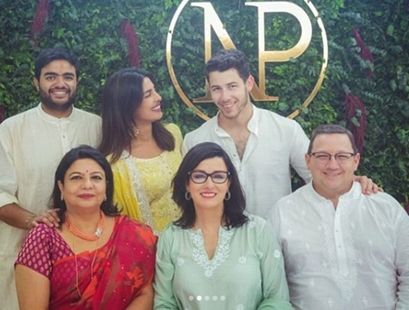 Priyanka Chopra's mom Madhu is in awe of her damaad Nick Jonas; her comment on his post is proof
