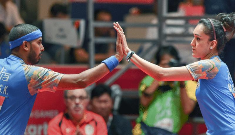 Asian Games 2018: Sharath Kamal-Manika Batra pair wins historic mixed doubles bronze in table tennis