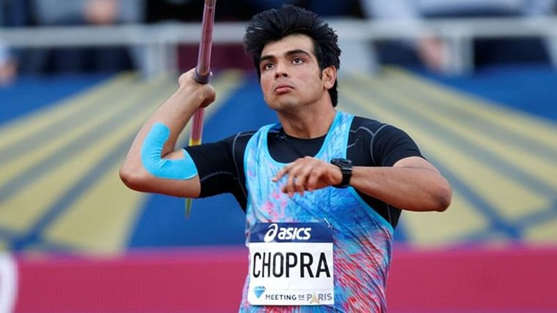 Neeraj Chopra looking to give his absolute best in Asian Games 2018