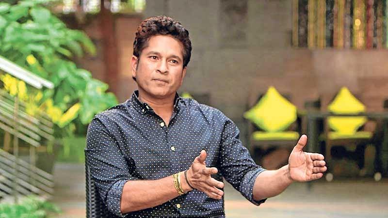 Focus on both physical and financial fitness: Sachin Tendulkar