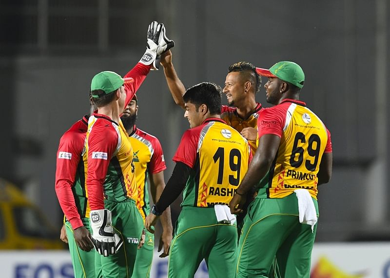 TKR vs GAW CPL 2018 Qualifier 1: FPJ's dream XI prediction for Trinbago Knight Riders and Guyana Amazon Warriors