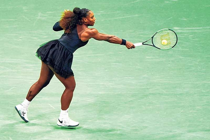 US Open : It's all Serena in all-Williams clash