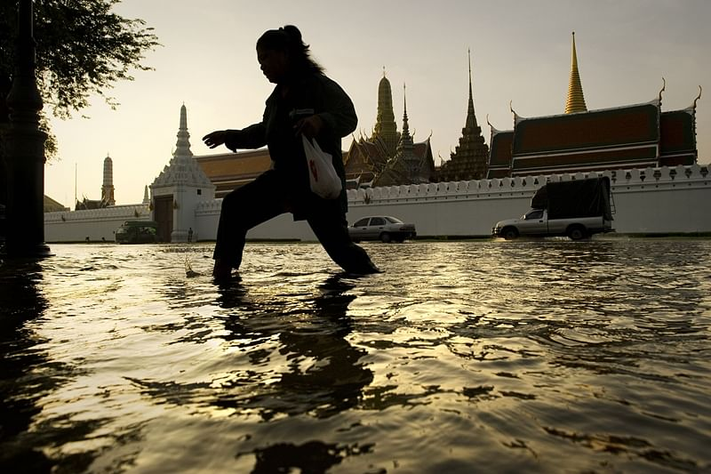 Thailand: With rising sea levels, Bangkok struggles to stay afloat