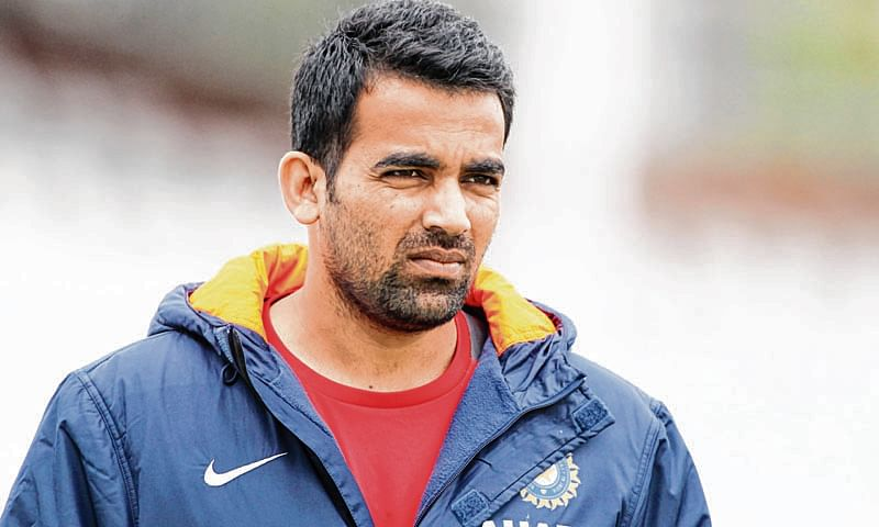 Zaheer Khan bats for Pant in India's WC squad