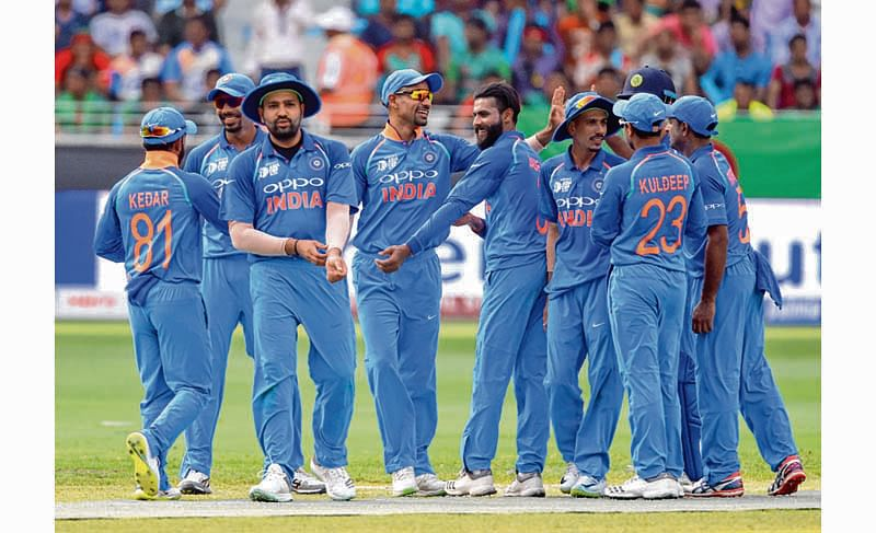 India aims to reassert continental supremacy