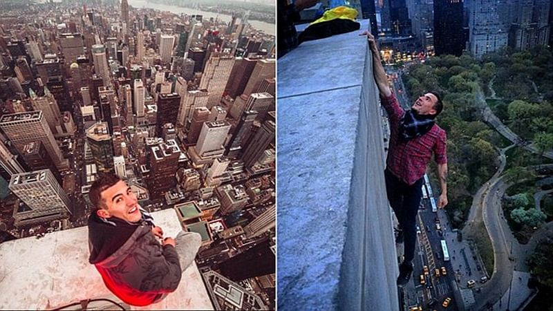 Colombia: Climber known as 'Russian Spiderman' arrested after scaling building