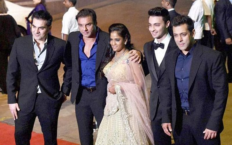 Read how brothers Salman Khan, Arbaaz Khan found hero and husband Aayush Sharma for little sister Arpita