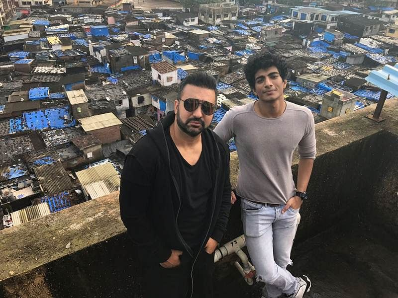 """Raj Kundra raps for a special music video titled """"Wake Up"""" !"""