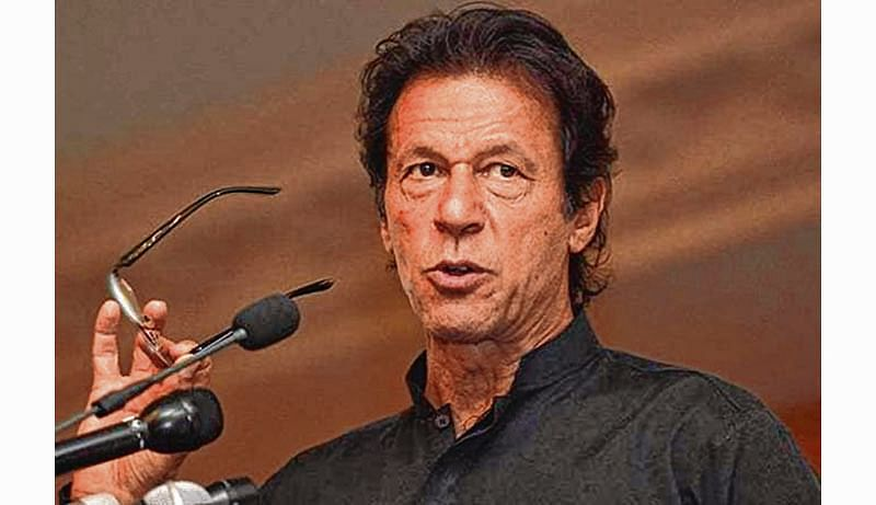 Pak PM slams India, for cancelling talks