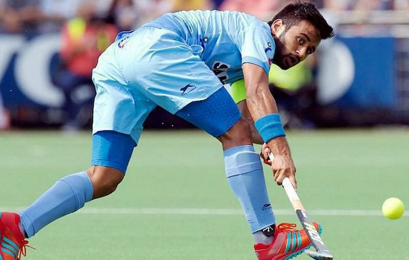 Need to get over World Cup disappointment and focus on Olympics: Manpreet Singh