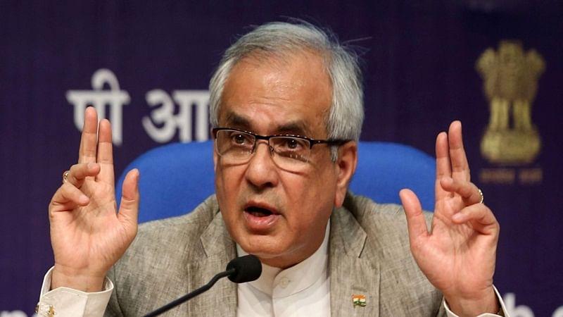 Demonetisation move was against corrupt not elite: Niti Aayog vice-chairman Rajiv Kumar