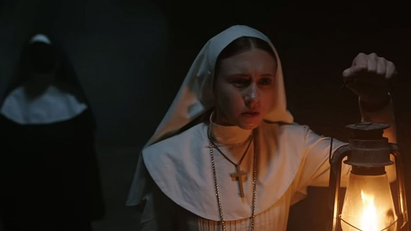 The Nun movie: Review, Cast, Director