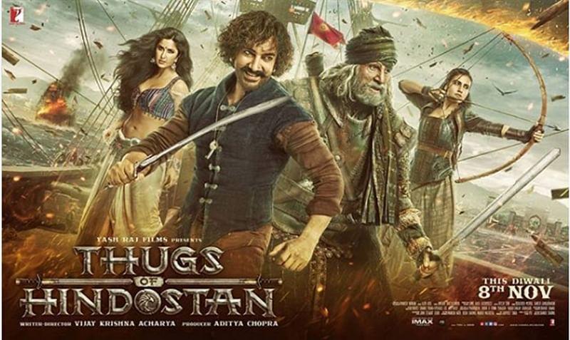 Thugs of Hindostan: Aamir Khan unveils first official poster