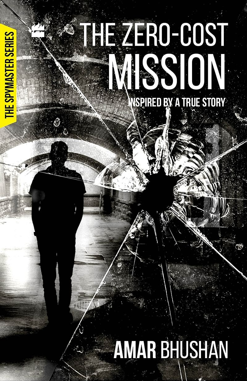 The Zero-Cost Mission/The Wily Agent by Amar Bhushan: Review