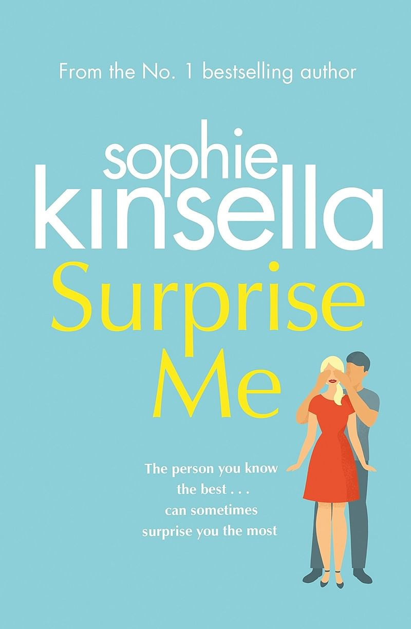 Surprise Me by Sophie Kinsella: Review