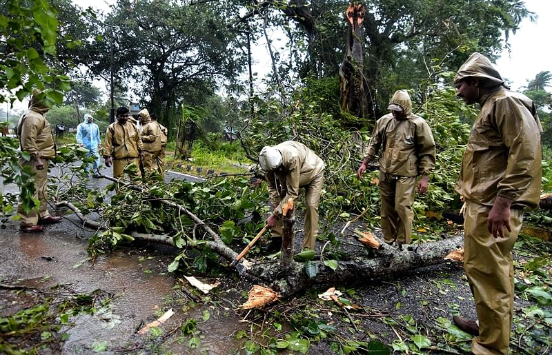 Cyclone Titli: 'Very severe' cyclonic storm leaves 8 dead in Andhra, widespread damage caused