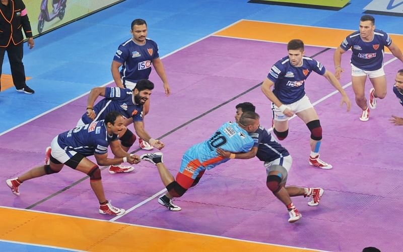 Pro Kabaddi League 2018: Dabangg Delhi vs Bengal warriors LIVE streaming! When and where to watch in India, FPJ's dream 11 tips
