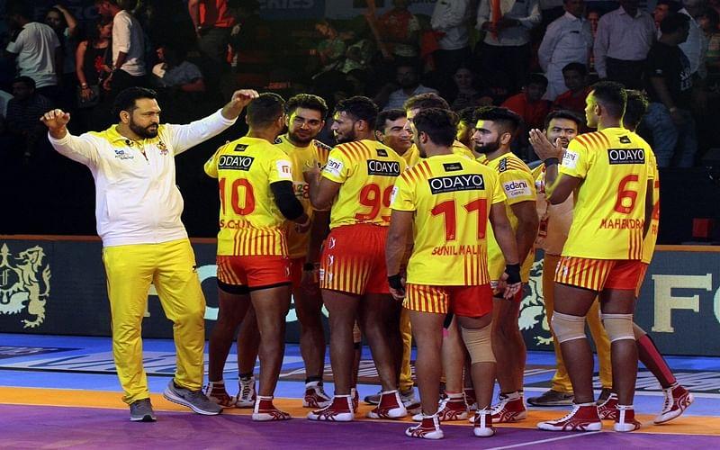 PKL 2018: Gujarat Fortunegiants record easy win over Puneri Paltan 35-20