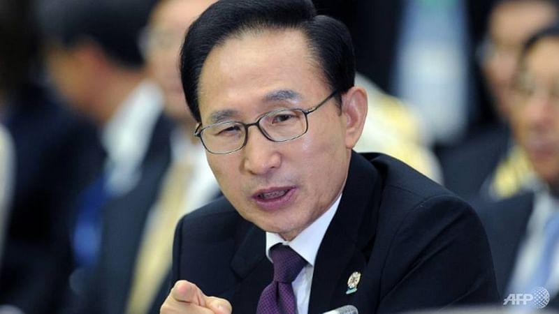 Former South Korean president granted bail