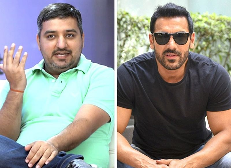 MeToo: John Abraham drops Vicky Sidana from credit roll of Batla House after the latter was accused of sexual harassment