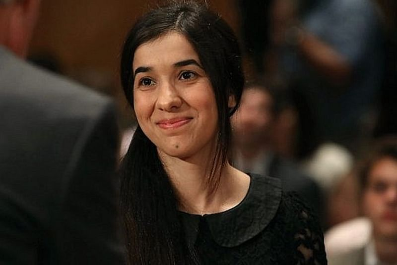 Story of Nadia Murad 2nd youngest Nobel Peace prize winner is about bravery and survival