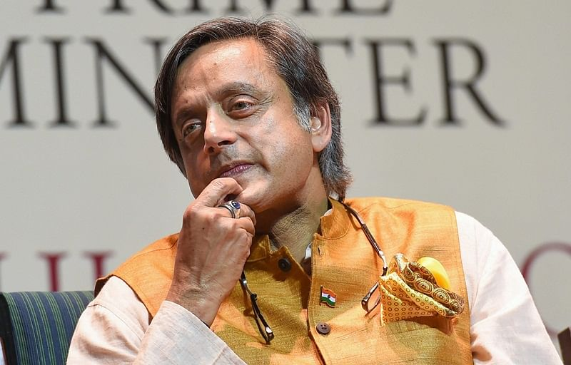 Post election debacle, is Shashi Tharoor ready to lead Congress?