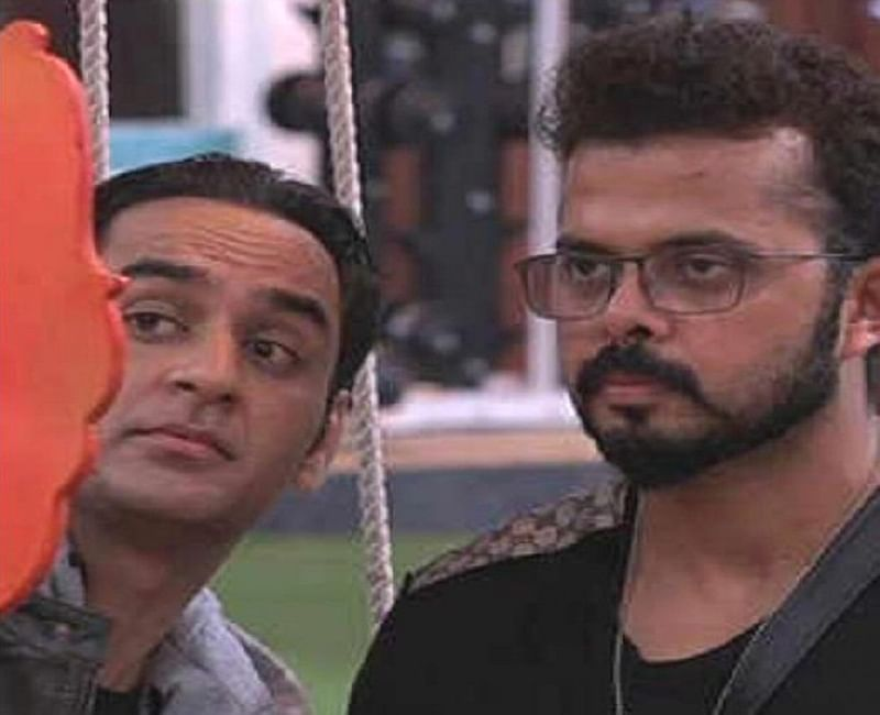 Bigg Boss 12: Sreesanth calls Vikas Gupta a line producer, takes a lewd dig at his masculinity; watch video