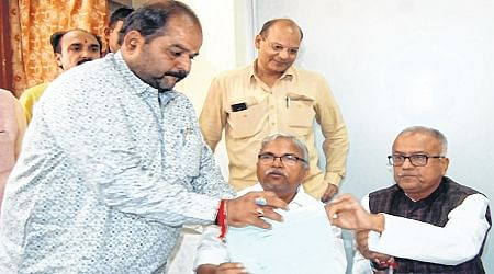Daughter-in-law may beat father-in-law in Govindpura
