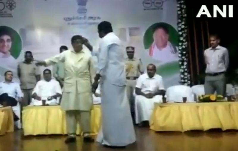 Puducherry: Kiran Bedi, AIADMK MLA have verbal spat over duration of speech; watch video