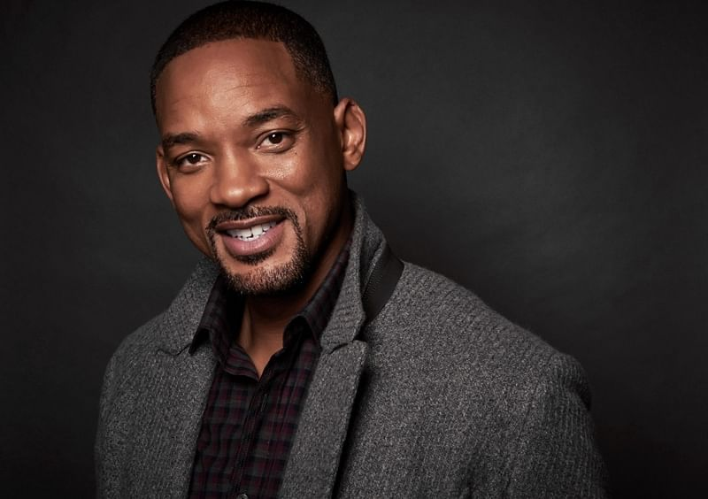 Will Smith says Genie in 'Aladdin' remake will pay homage to Robin Williams
