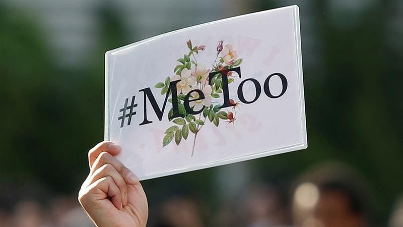 #MeToo: Journalists protest in Delhi, say sexual harassment at workplace non-negotiable