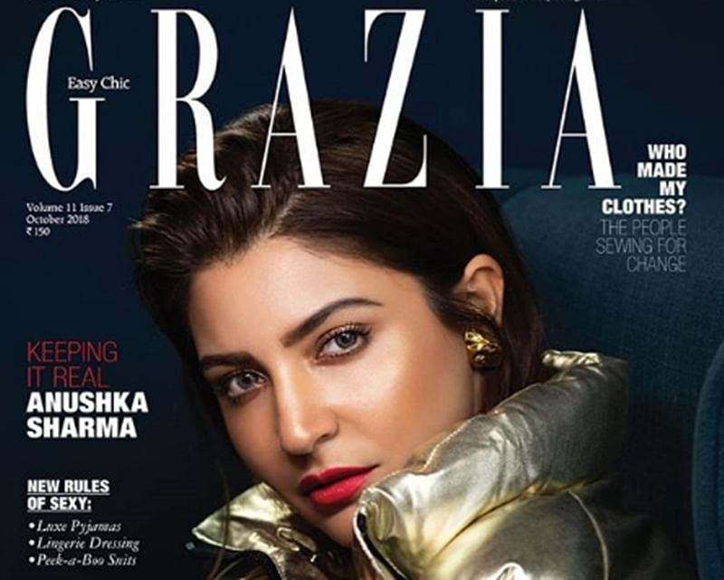 Eye-conic! Anushka Sharma's eyes say it all in this latest magazine photoshoot; see pics