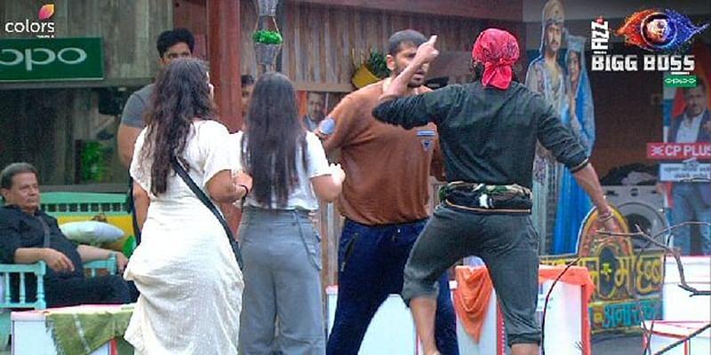 Bigg Boss 12 Updates: Saba Khan blames Neha Pendse for physically hurting her