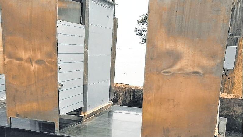 Mumbai: BMC's unisex e-toilets near Gateway of India