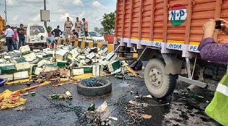 Bhopal: Furniture shop gutted