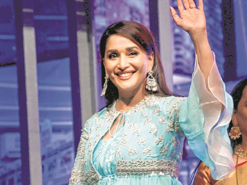 Was told I only belonged to commercial cinema: Madhuri Dixit Nene