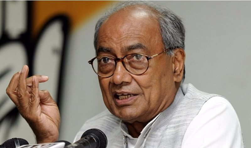 I am Hindu, why then RSS is hostile to me: Digvijaya Singh