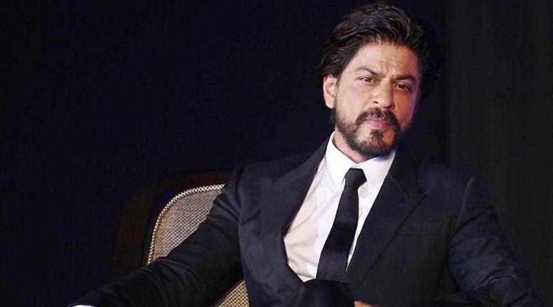 SRK, the slow dresser